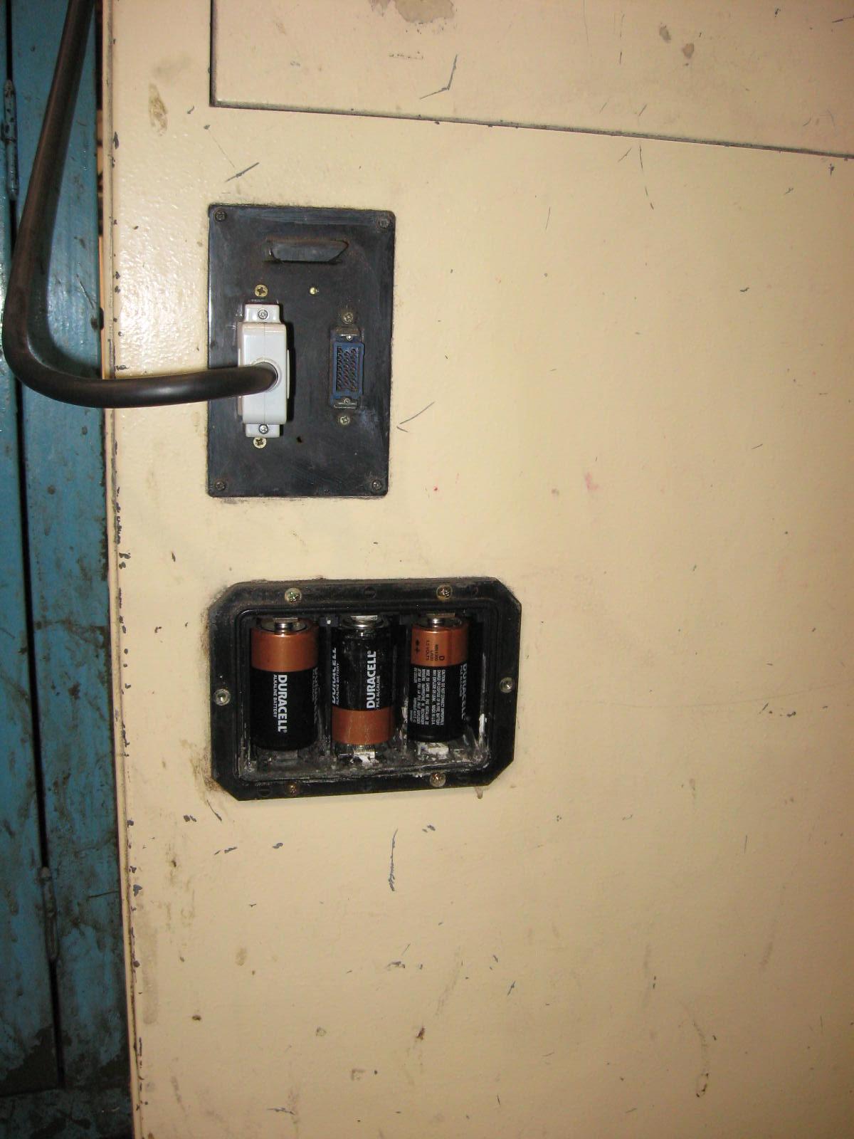 Strippit_Fanuc_OP_Control_Battery_Problem